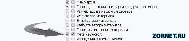 мета теги для каталога файлов uCoz