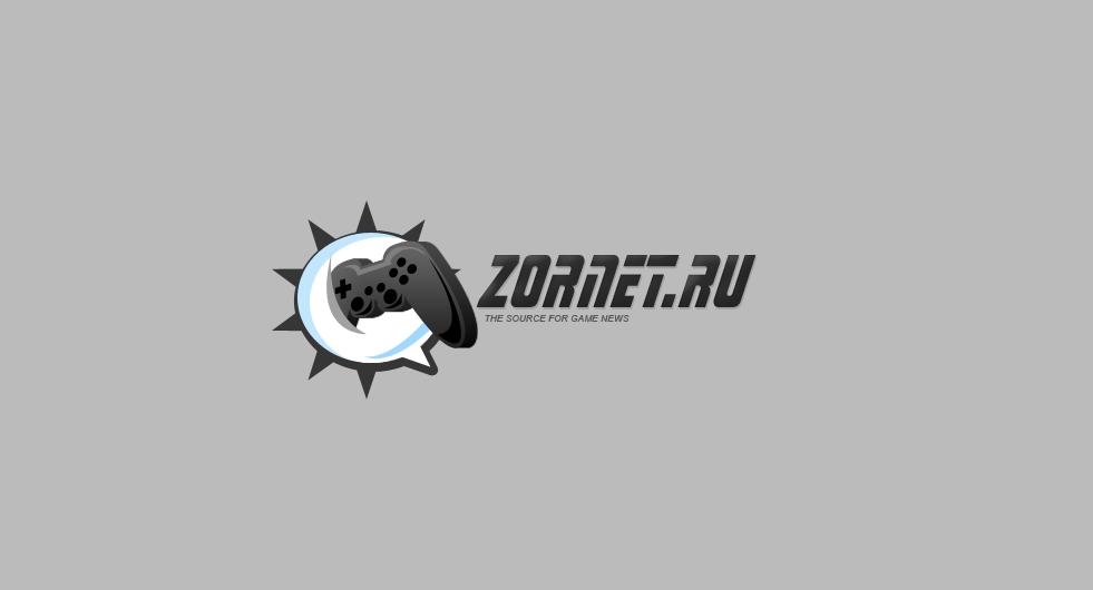 Игровой логотип для сайта + PSD