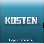 Скачать veb Avarat в светло синем стиле PSD
