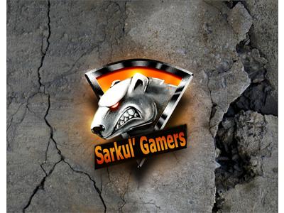 Красивый логотип клана Gani PSD
