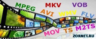 видео форматов